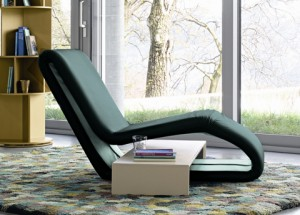 Bonaldo Line armchair