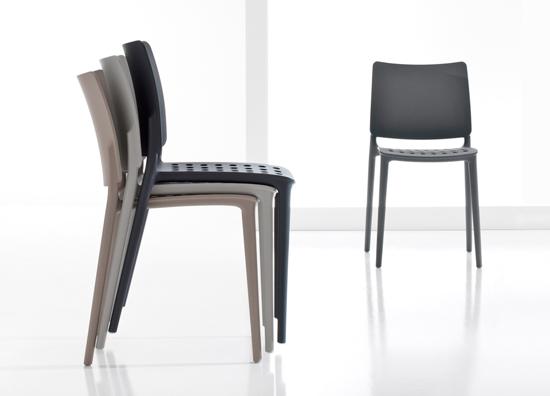 Blues Dining Chair From Bonaldo