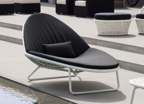Caneline Kingston Sun Lounger