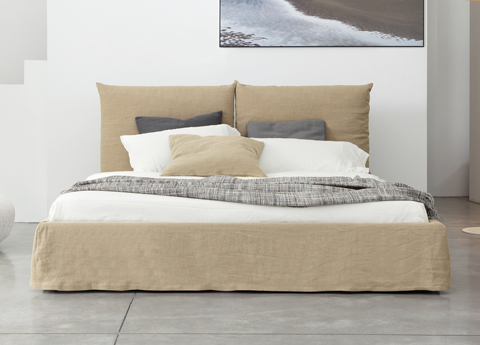Bonaldo Too Late Storage Bed