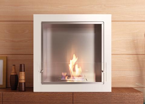 Cube Bio Ethanol Fire From Ecosmart Fire