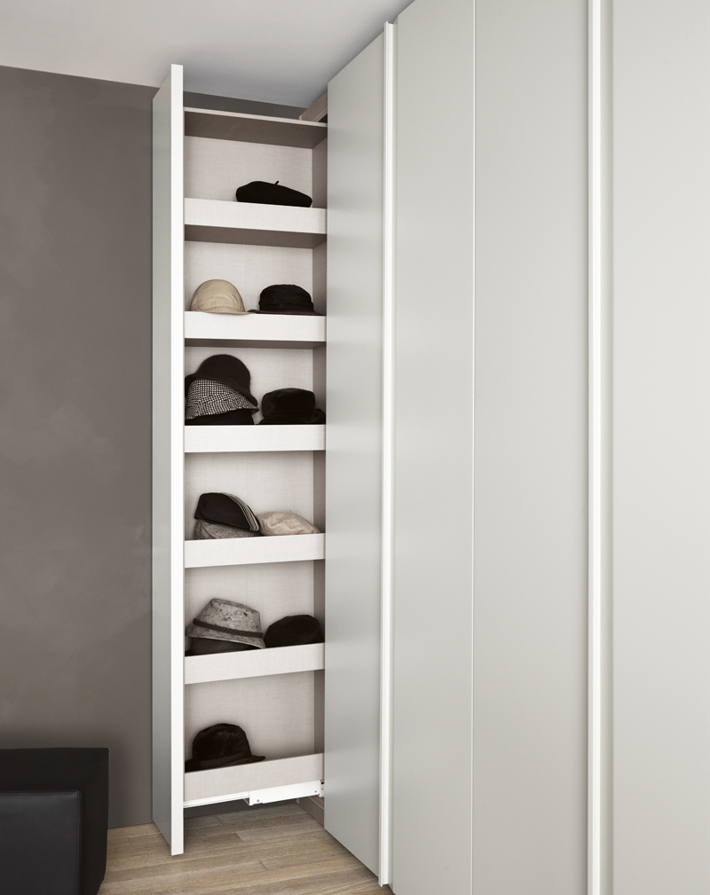 Handbag Storage For Bimax Linea Wardrobe