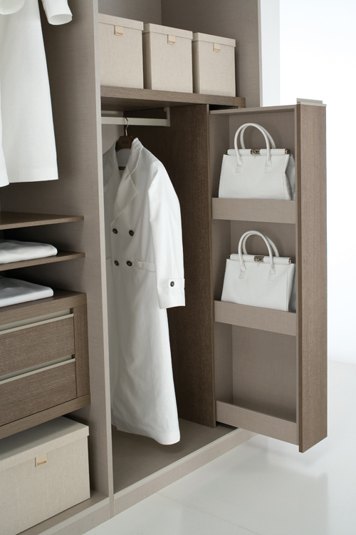 Bimax Wardrobes Internal Handbag Storage Unit