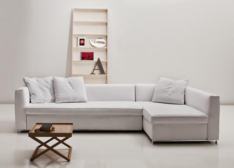 Bel Air Corner Sofa Bed By Vibieffe