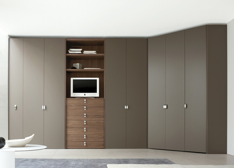 Fitted Wardrobes – The Debate | Go Modern Furniture