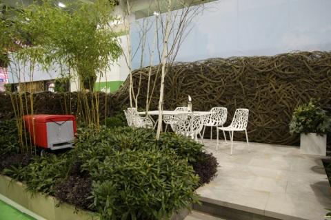 Selva garden arm chairs