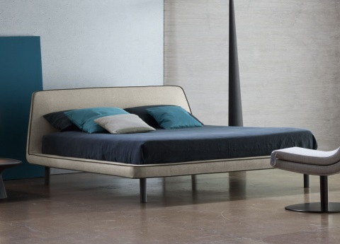 Joe bed from Bonaldo
