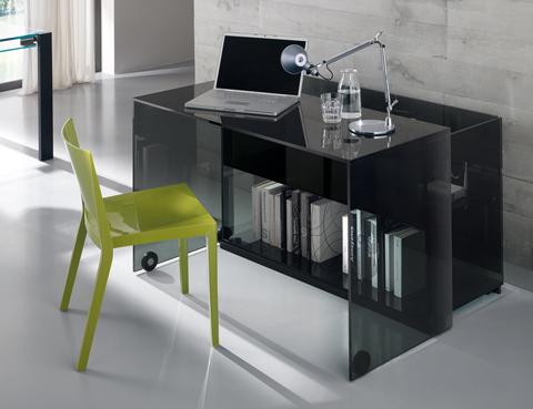 Tonelli Server Glass Desk