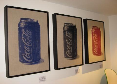 Black Coke / Blue Coke / Red coke
