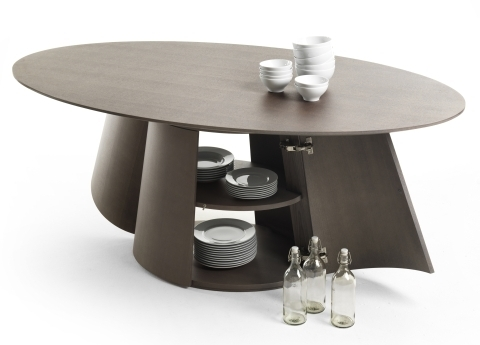 Mogg Botero dining table