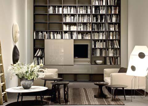 Lema Selecta Bookcase
