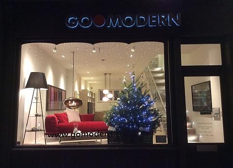 Christmas at Go Modern