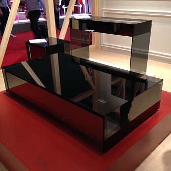 Coffee table & console table with inbuilt charger
