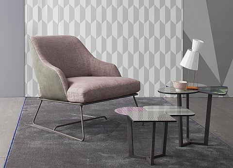Bonaldo Blazer armchair