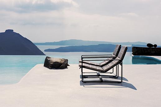 Tribu Neutra garden armchair