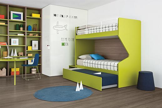 Gino bunk bed