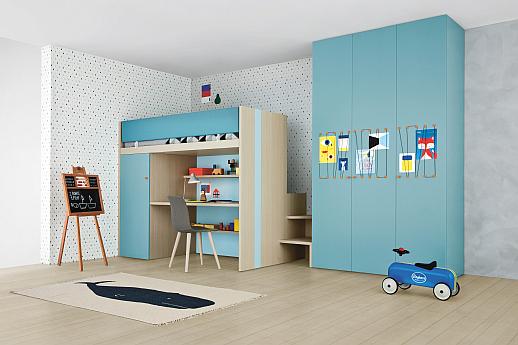 Nidi children's bedroom furniture