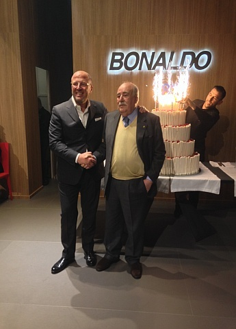 Bonaldo's 80th Anniversary
