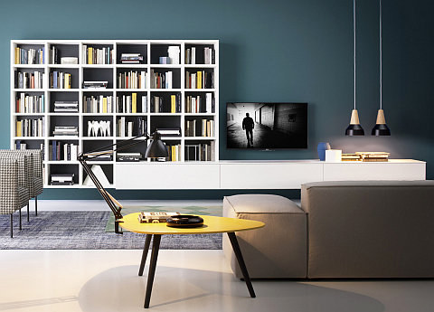 Novamobili Wall Unit/Bookcase