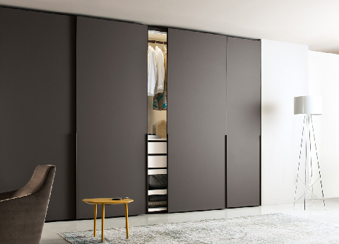 Ghost Sliding Door Wardrobe