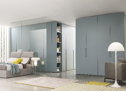 Unika Hinged Wardrobe