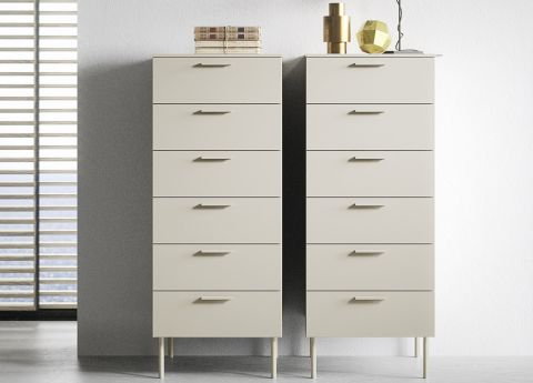Praga tall Chest of Drawers
