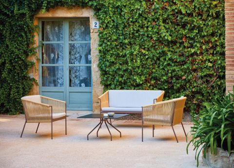 Point Weave outdoor collection