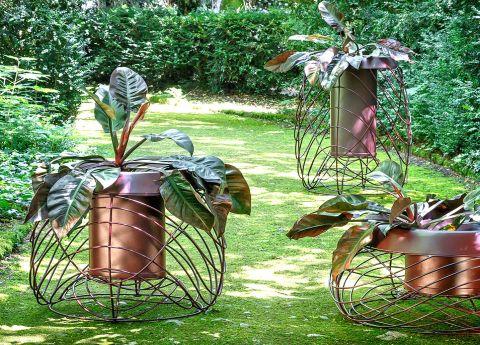 Smania Ios Garden Planters
