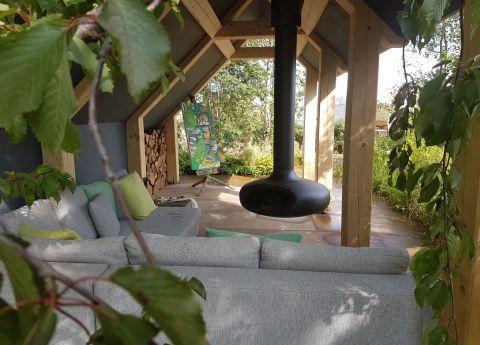 Manutti's Zendo modular garden sofa