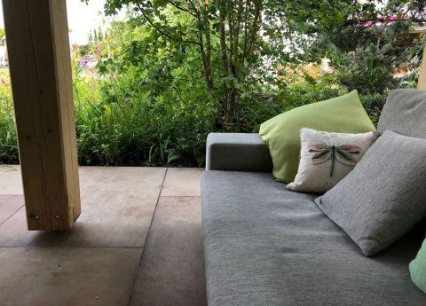 Manutti Zendo garden sofa