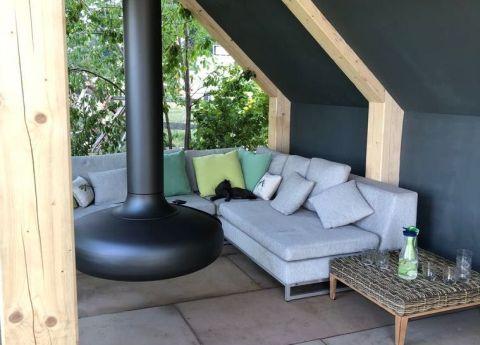 Manutti Zendo corner garden sofa