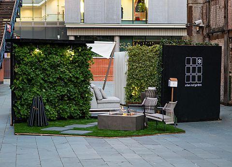 Urban Roof Gardens