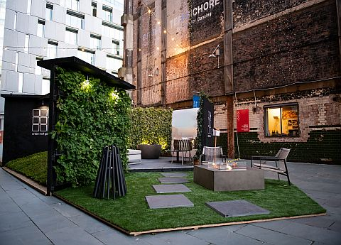 Urban Roof gardens LiveWall