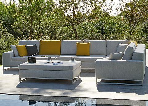 Manutti Zendo modular outdoor corner sofa