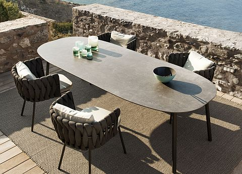 Tribu Tosca outdoor dining chairs