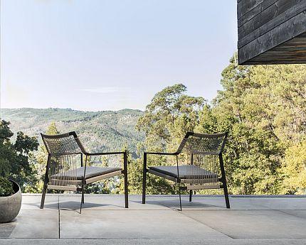 Tribu Nodi Outdoor Chairs