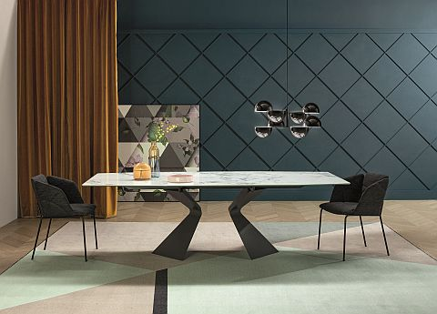 Bonaldo Prora Extening Dining Table