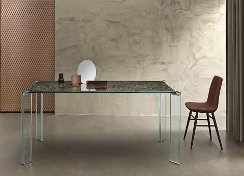 Tonelli Design Can Can Ceramic Dining Table