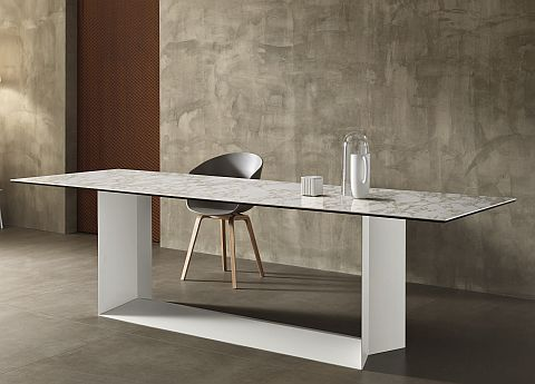 Tonelli Design T5 Ceramic Dining Table