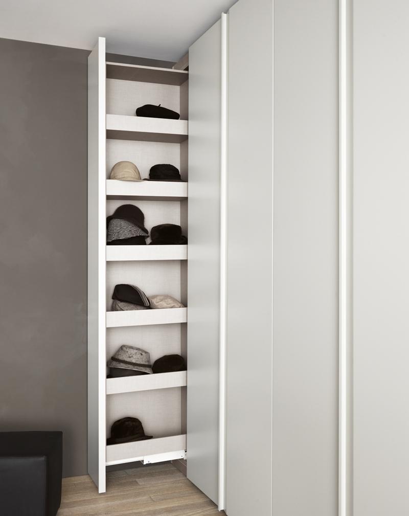 interior storage for wardrobes. Black Bedroom Furniture Sets. Home Design Ideas