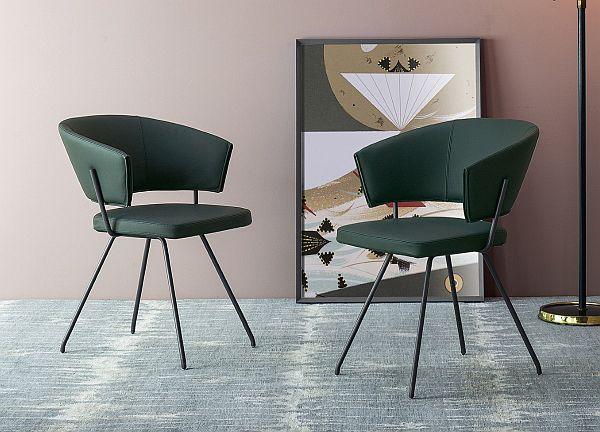 Bonaldo Bahia Dining Chairs