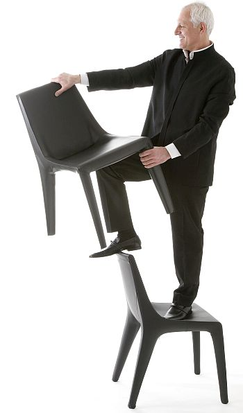 Bonaldo Tip Toe Chair