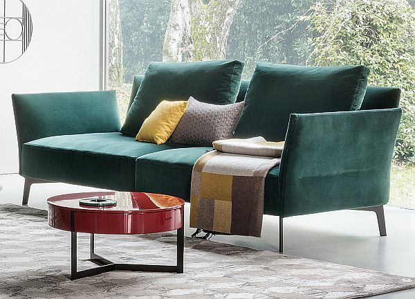 Lema Jermyn Sofa with removable covers/easy clean fabrics