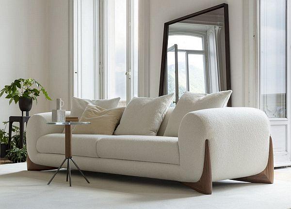 Porada Softbay Sofa