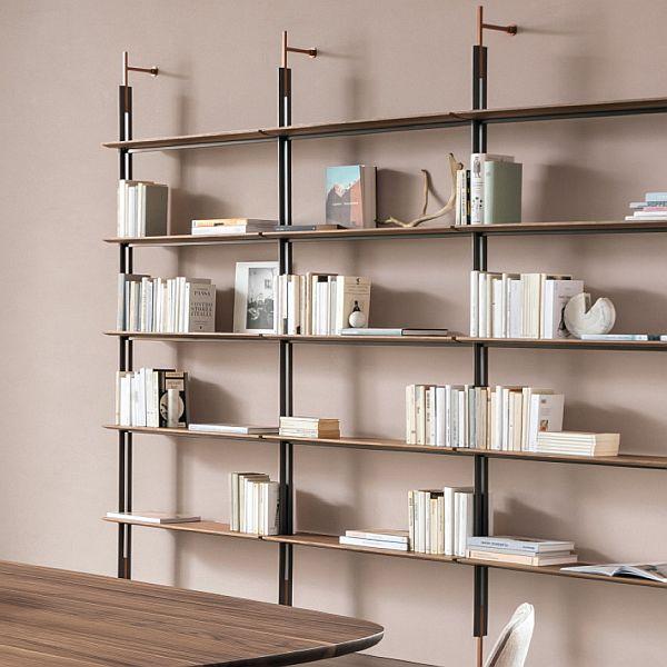 Bonaldo Roll Bookcase