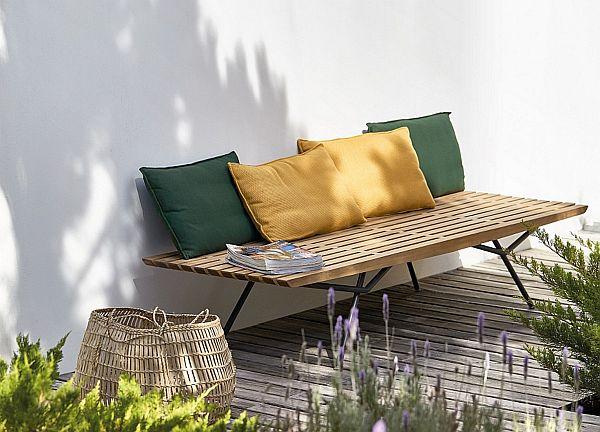Japandi_San garden bench