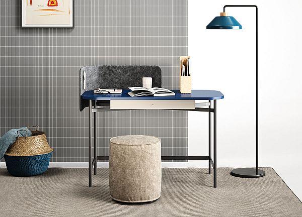 Spare Room Novamobili Ninfea Writing Desk