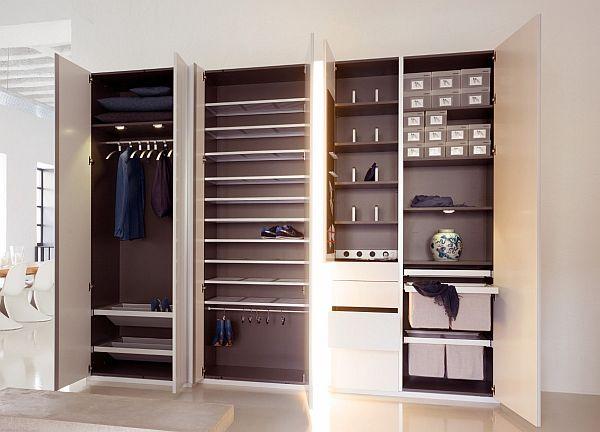 spare room Schoenbuch Stripes Wardrobe