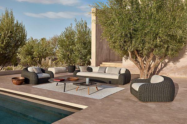 Manutti Kobo outdoor furniture