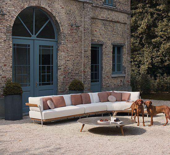 Manutti Flex outdoor furniture